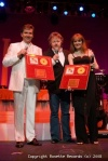 SURPRISE GOLD DISC PRESENTATION FOR DANIEL & MARY...  Click for more